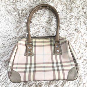 Burberry London satchel